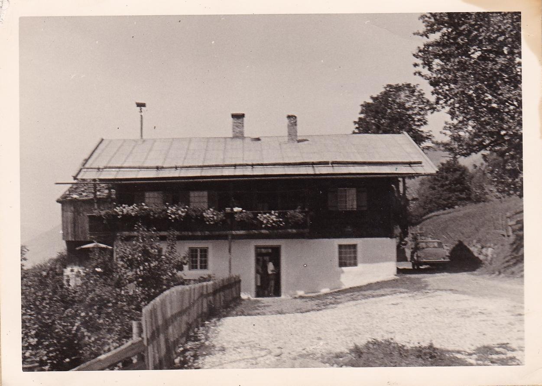 Stefflhof vor 1960
